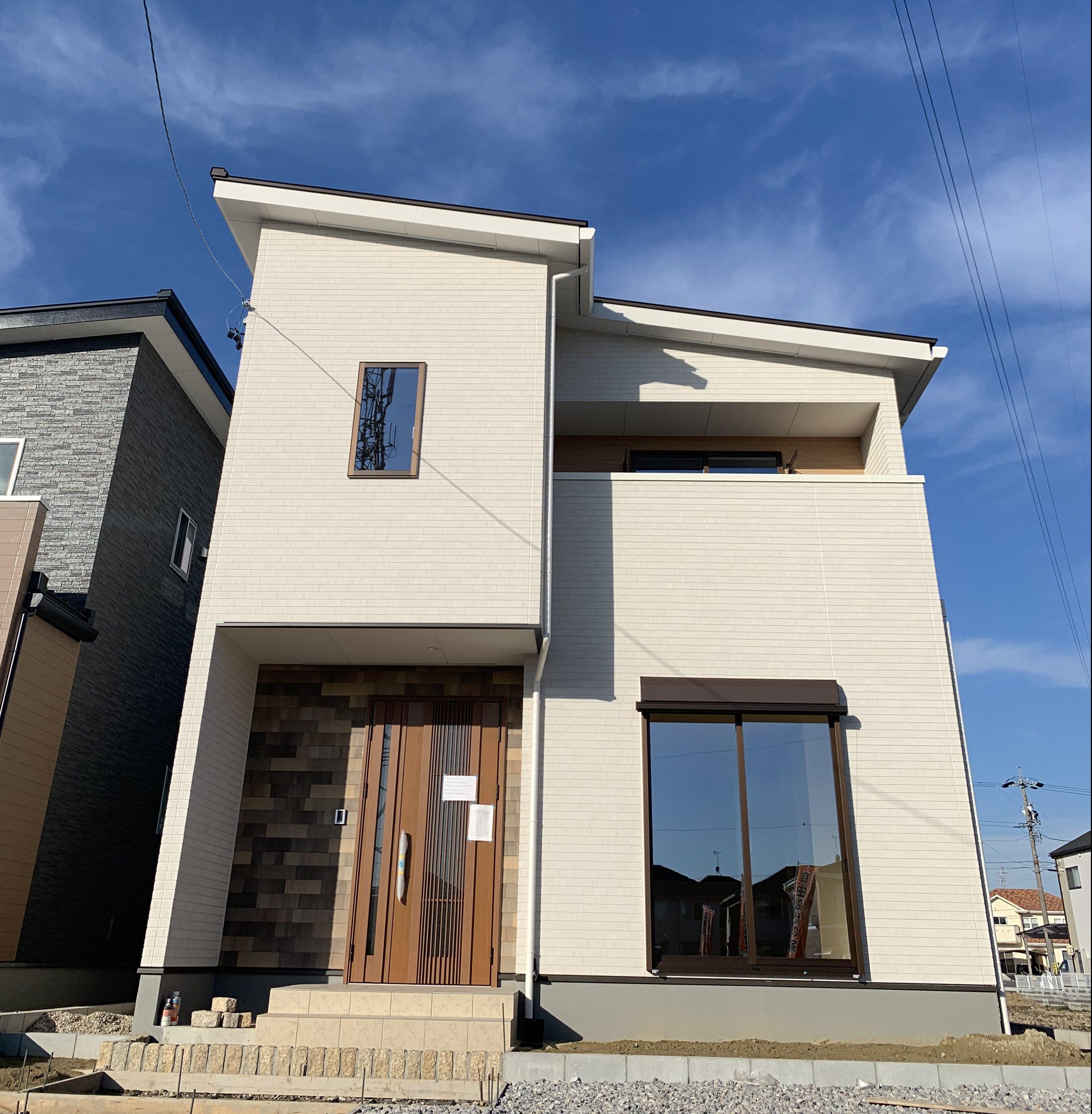 大口モデルハウス